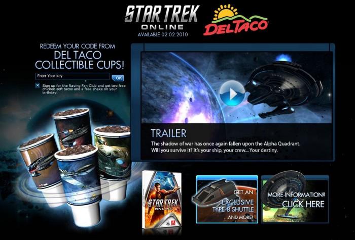 star trek online - del taco