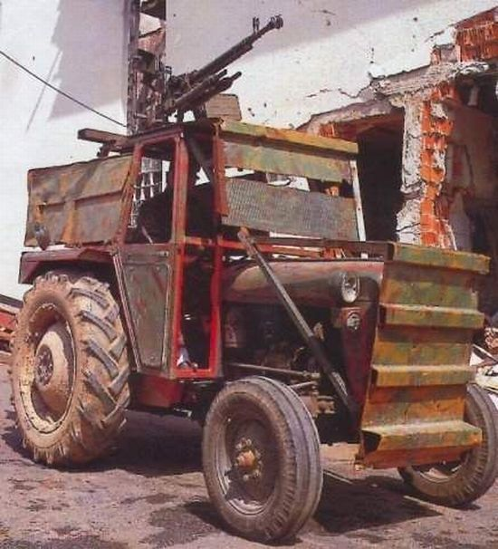 third world tractor third world tractor Weapons Cars