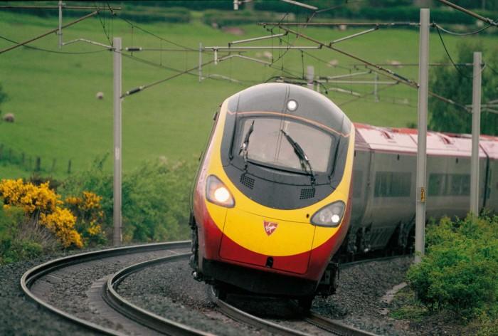 tilting train