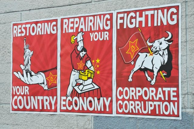 Obama Economy Posters