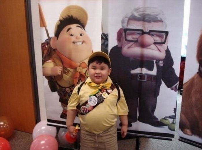 Up Cosplayer
