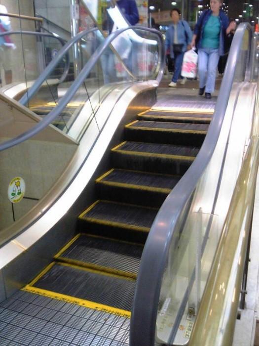 american escalators