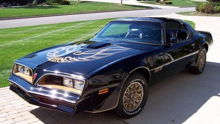 awesome pontiac transAM