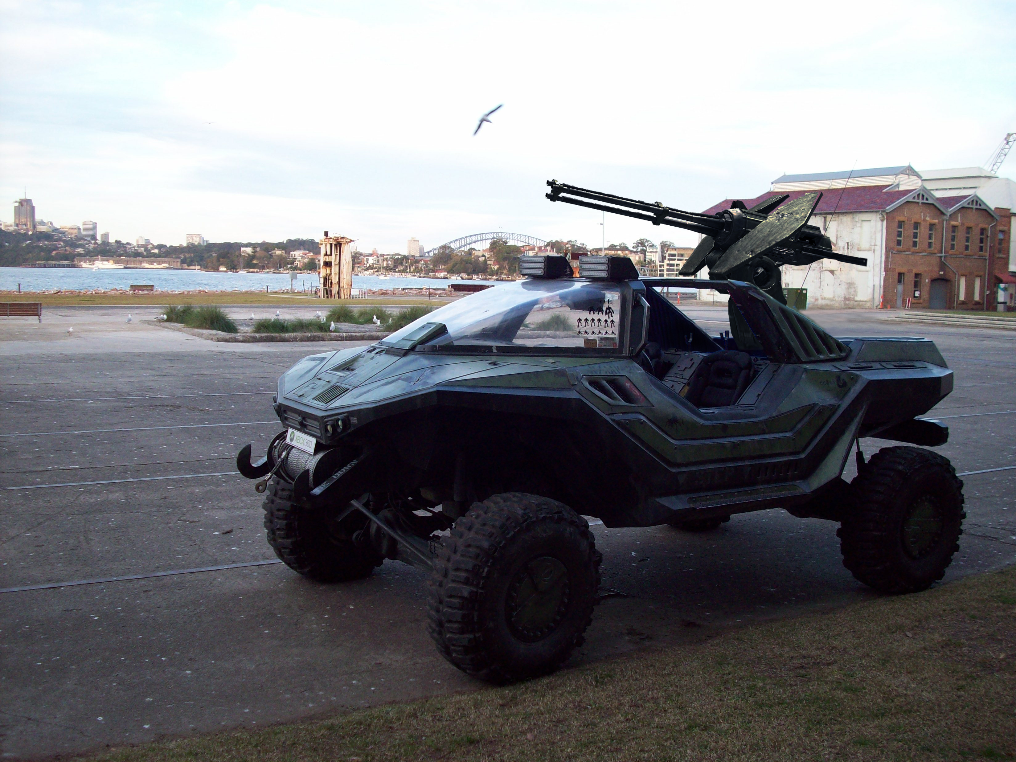 Real Life Halo Vehicles: Real Life Warthog From HALO « MyConfinedSpace