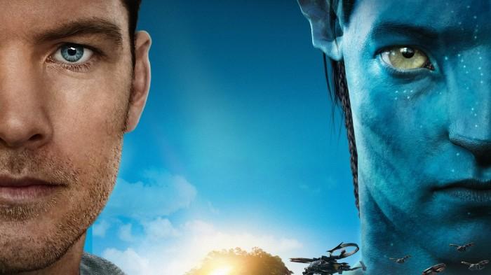 Avatar Faces Wallpaper 2
