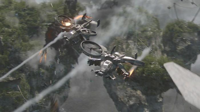 Avatar - Rocket Launch