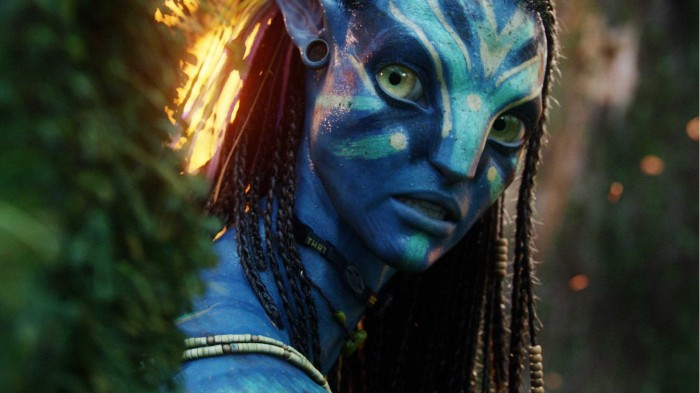 Avatar Wallpaper - Sexy Na'vi