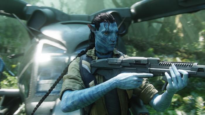 avatar - big guns