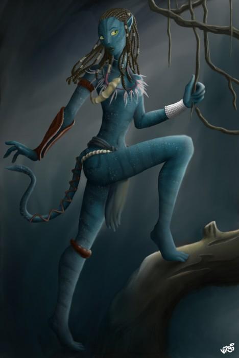 avatar sketch