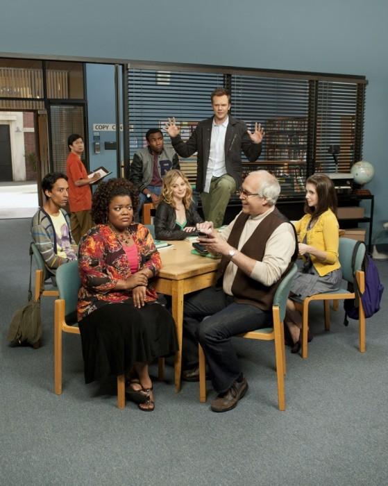 community season 1 cast