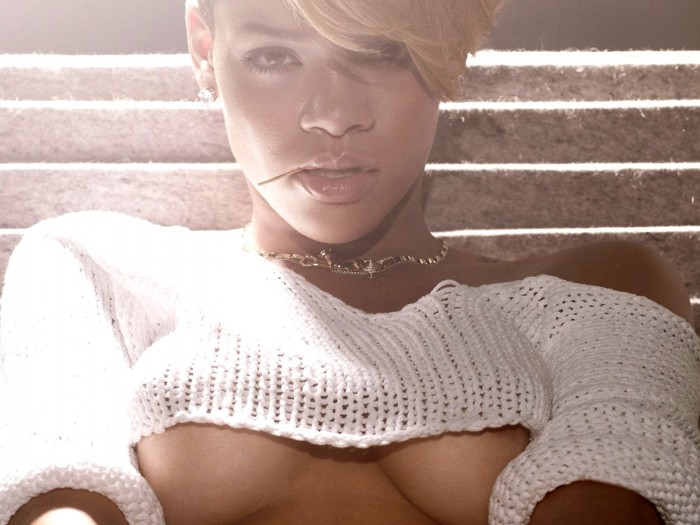 nsfw - rihanna wallpaper