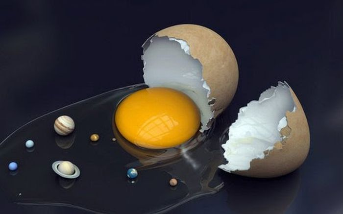 solar egg solar egg Science! Food