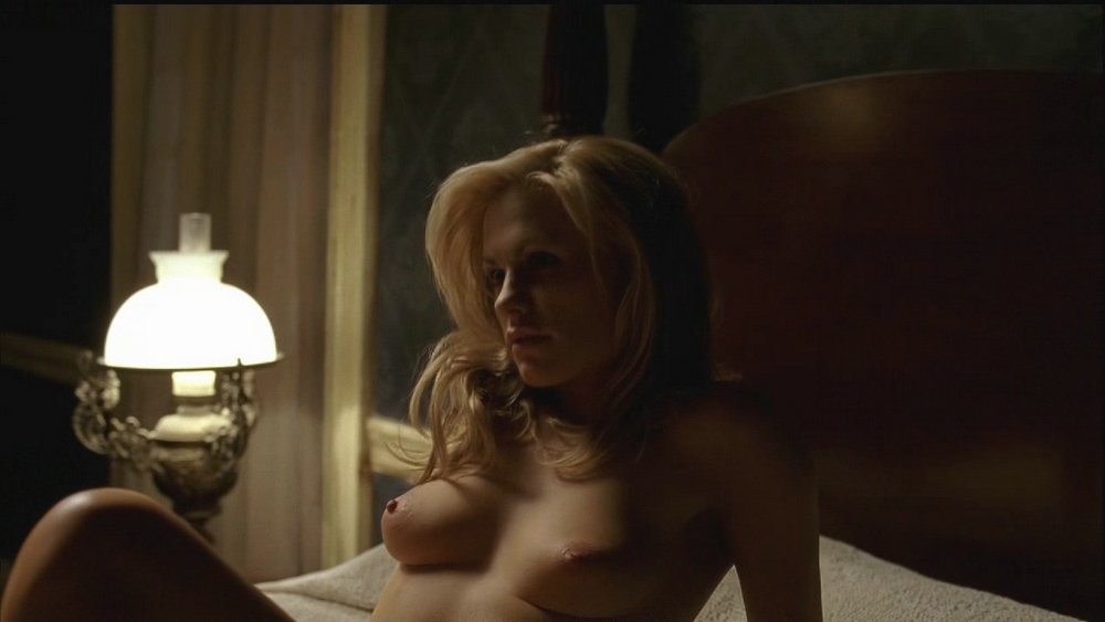 Anna Paquin Nude Clips