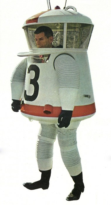 Grumman Moon Suit