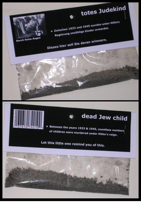 dead jew child ashes1 dead jew child ashes wtf