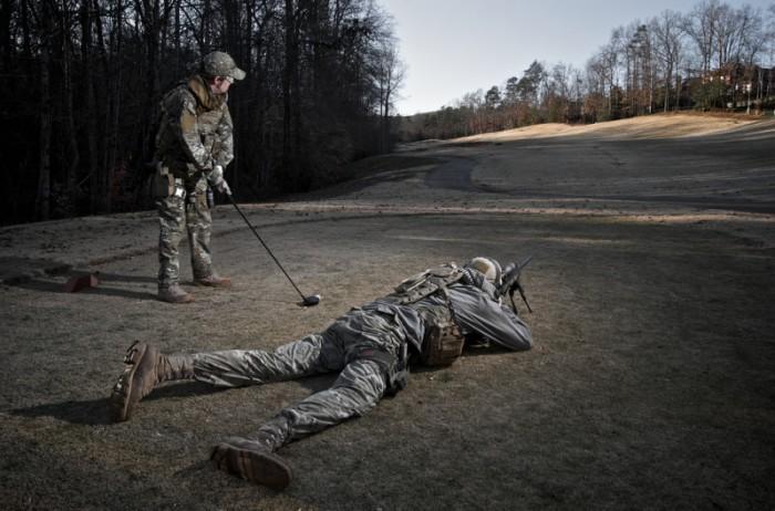 golf sniper
