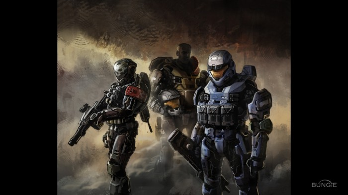 halo reach - concept wallpaper