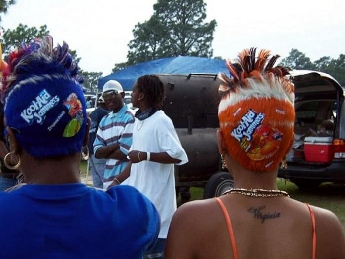 kool-aid jammers hair