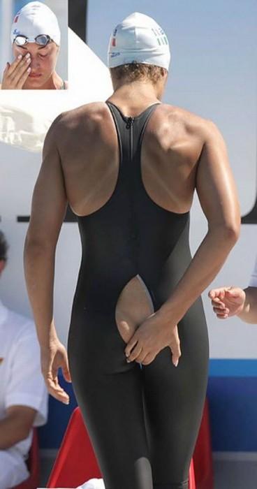 nsfw - swimsuit rip