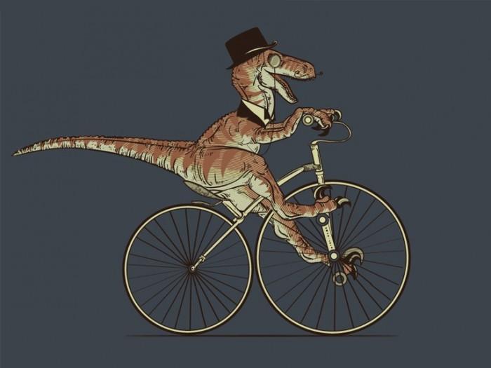raptor biker
