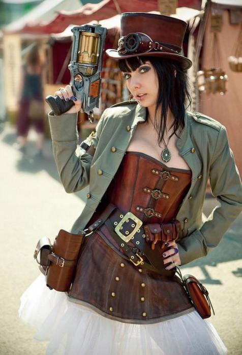 steampunk maverick