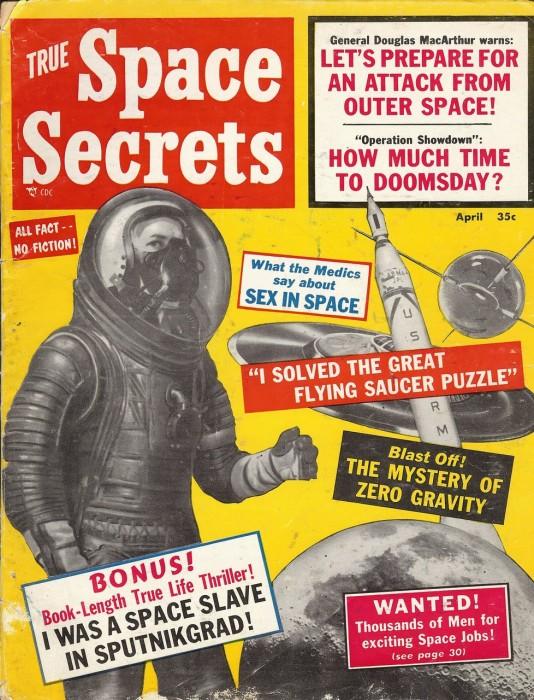 true space screts