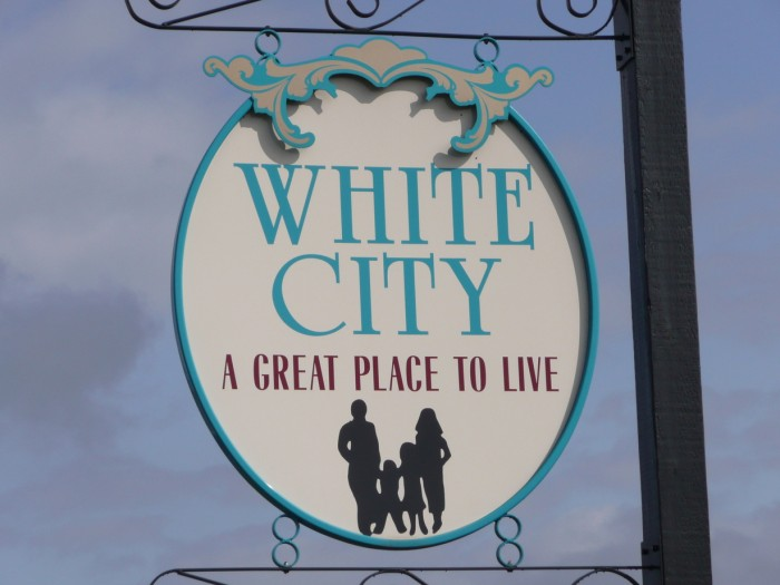white city - a great place to live