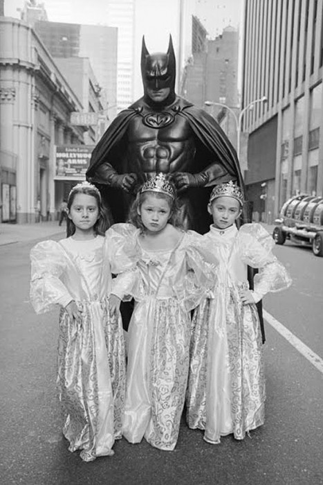 batman and princesses