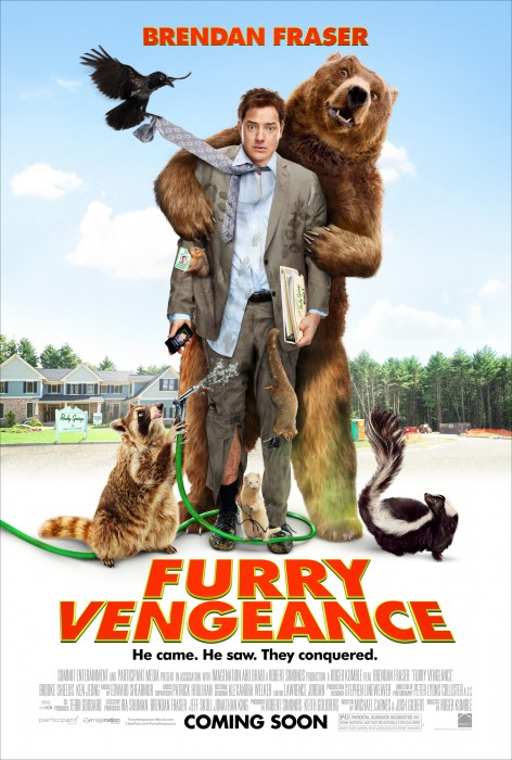 furry vengeance movie poster 472x700 furry vengeance movie poster