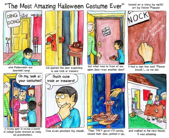 the most amazing halloween costume ever