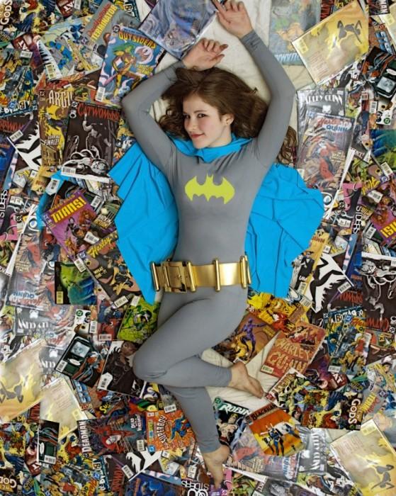 batgirl on comics