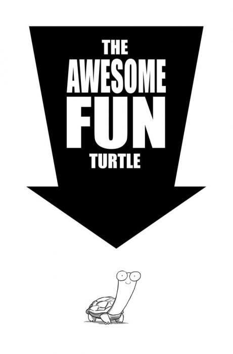 the awesome fun turtle