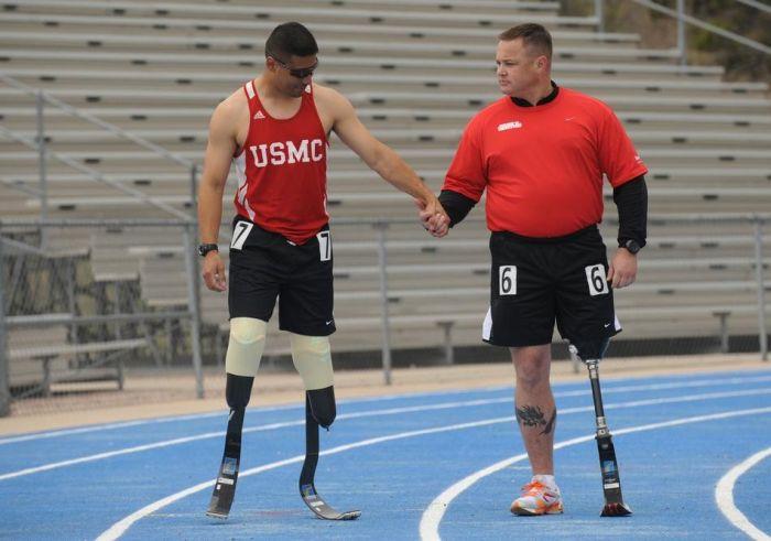 USMC spring runner USMC spring runner Sad :( Military