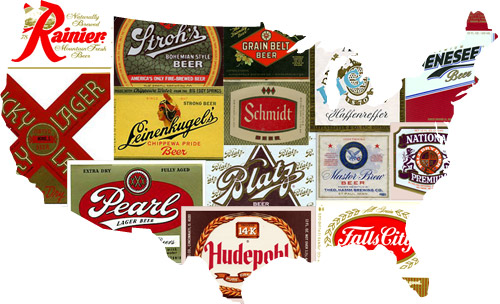 United States of Cheap Beer