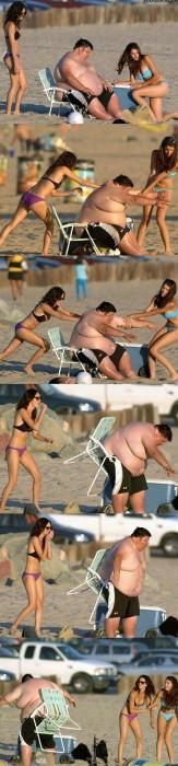 beach chair trials