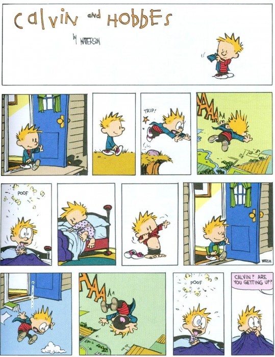 calvin without hobbes