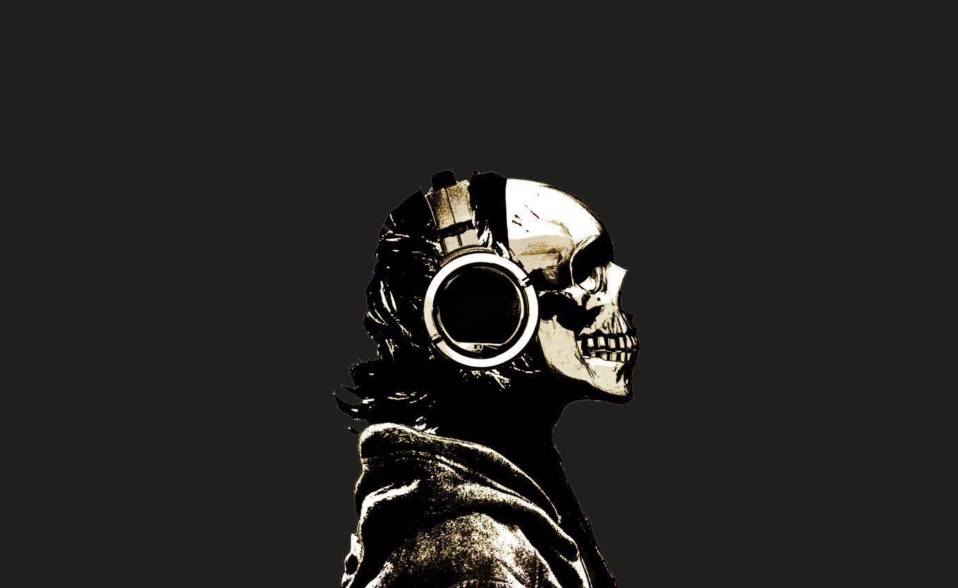 Death Mask Wallpaper MyConfinedSpace