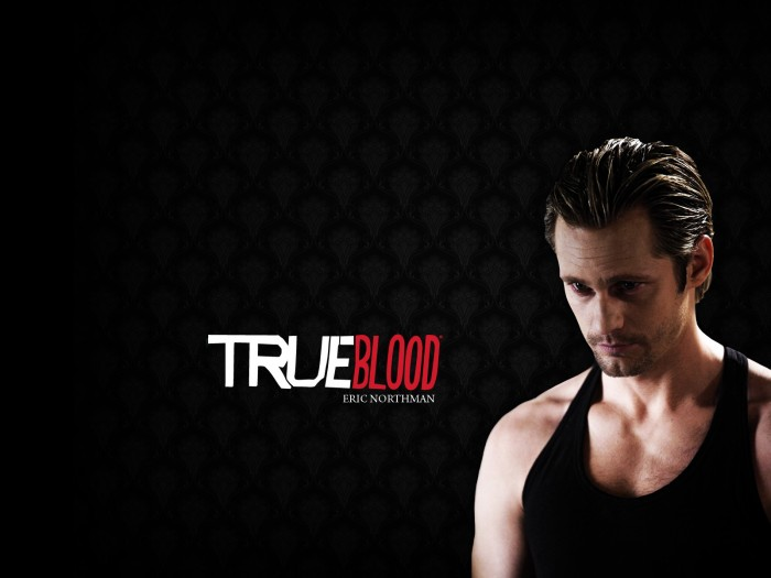 eric northman wallpaper