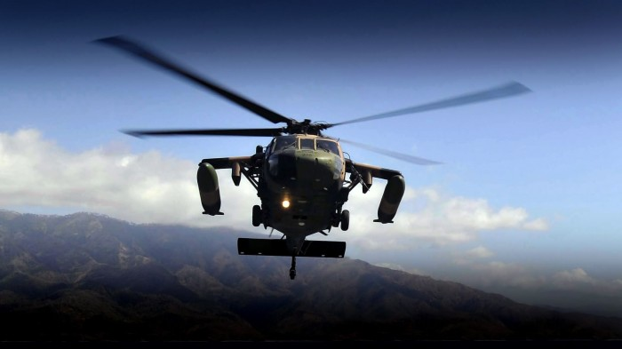 military helicoptor wallpaper