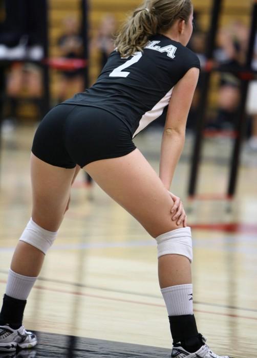 nsfw - sexy volley balll ass