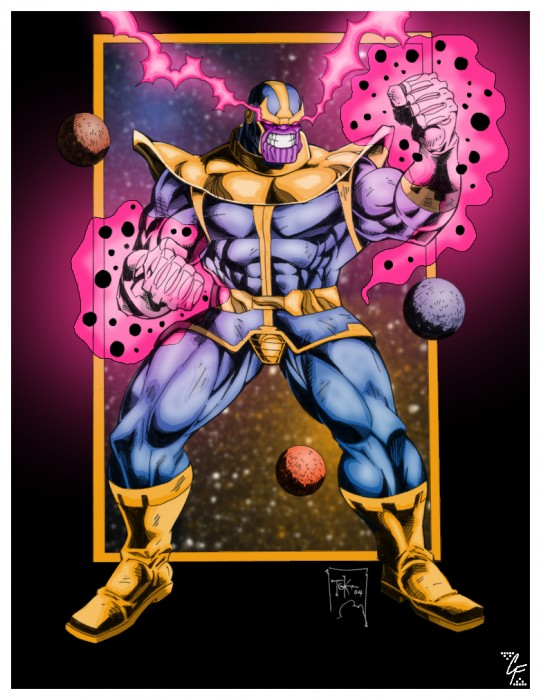 thanos 541x700 thanos Comic Books Awesome Things