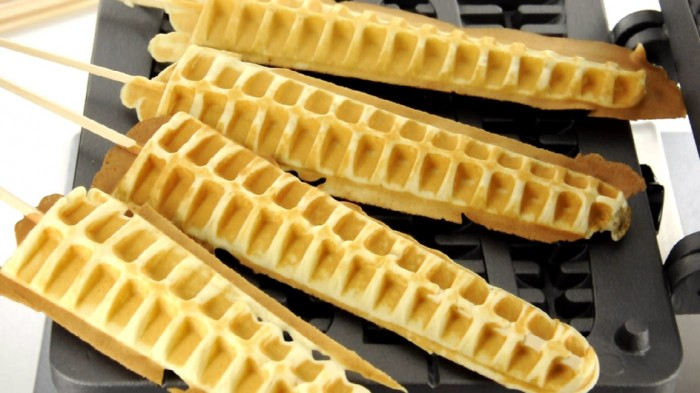 waffle sticks 700x393 waffle sticks Food Awesome Things