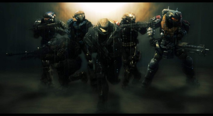 Halo Reach - Noble Team
