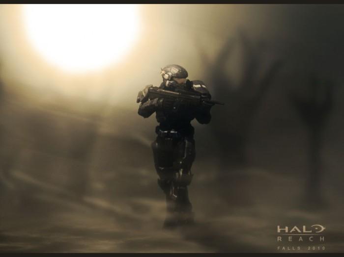 Halo Reach Wallpaper -  Carter