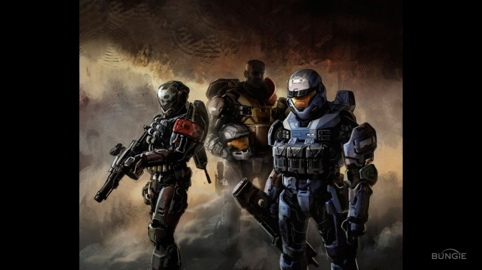 halo reach sad noble team