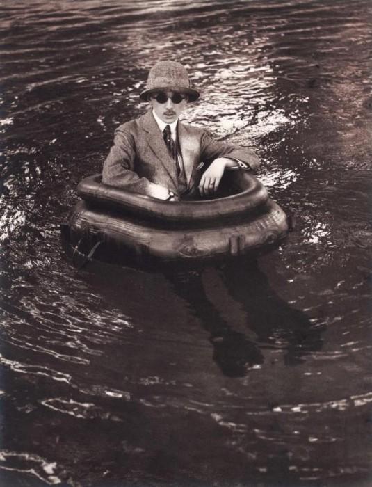 river floater