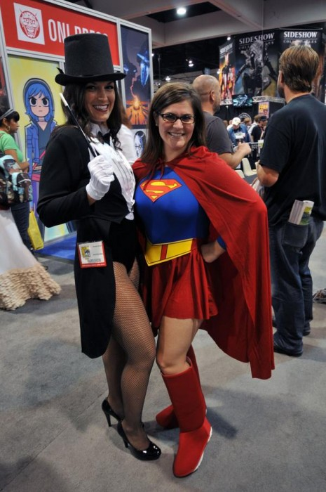 supergirl and zatanna