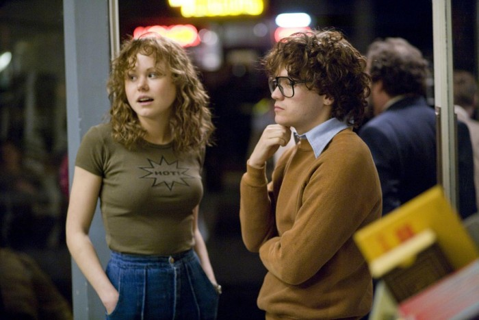 Alison Pill and Emile Hirsch