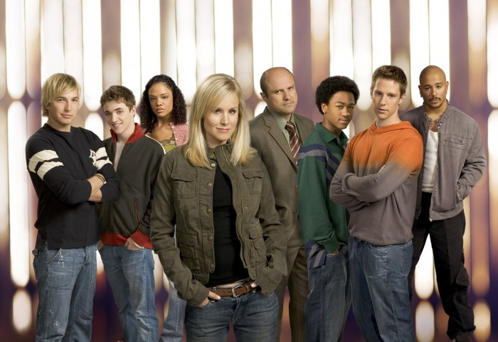 Veronica Mars Cast wallpaper