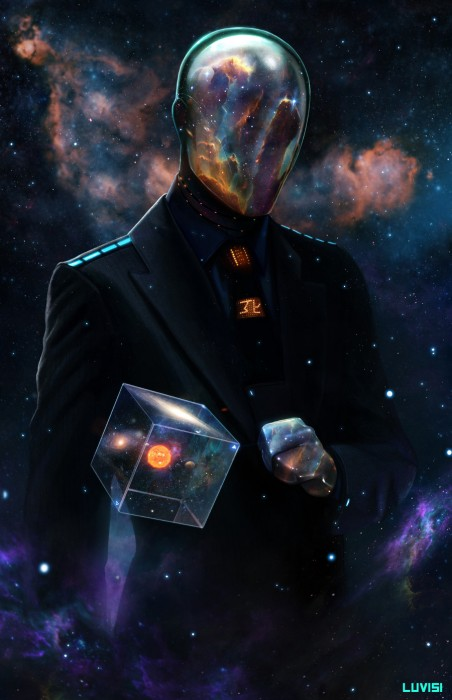 anonymous space god